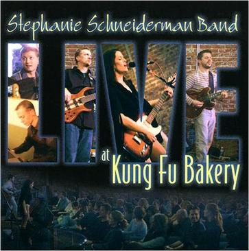 Live at Kung Fu Bakery