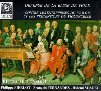 Defense de la Basse de Viole (Box Set)
