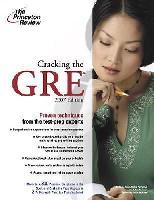 Cracking the GRE, 2007 Edition (平装)