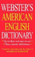 Webster's American English Dictionary/Thesaurus (平装)