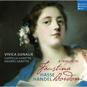 Vivica Genaux... - Tribute To Faustina Bordoni