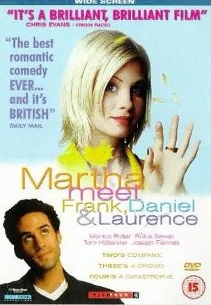 玛莎搭上三个男人 Martha, Meet Frank, Daniel and Laurence 1998