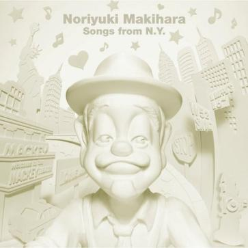 Noriyuki Makihara Songs from Ny