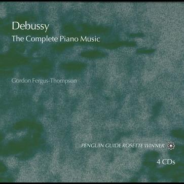 Debussy: The Complete Piano Music