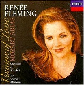 Renée Fleming - Visions of Love ~ Mozart Arias / Mackerras