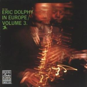Eric Dolphy in Europe, Vol. 3