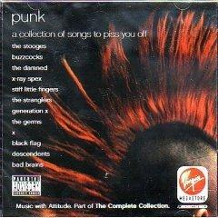 Punk - A Collection of Songs to Piss You Out