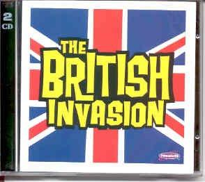 The British Invasion { Various Artists }
