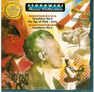 Stokowski Stereo Collection - Shostakovich / Khachaturian