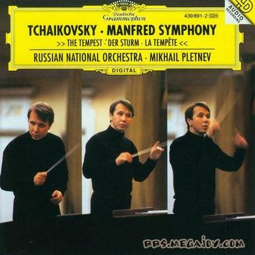 Tchaikovsky:Manfred Symphony & The Tempest