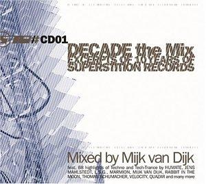 Decade: The Mix