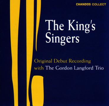 The King's Singers Original Debut Recording