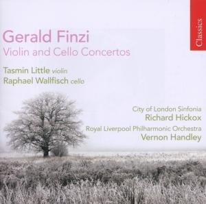 Gerald Finzi: Violin And Cello Concertos