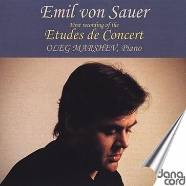First Recording of the Etudes De Concert
