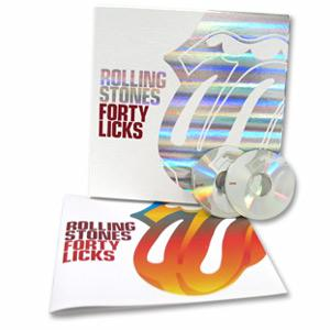 Forty Licks (Special Limitied Collectors' Edition)