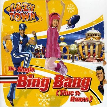 Bing Bang (Time to Dance)