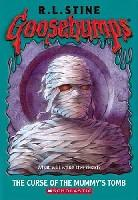 Goosebumps The Curse of The Mummy's Tomb