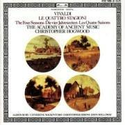 Vivaldi - The Four Seasons / The Academy of Ancient Music, Christopher Hogwood