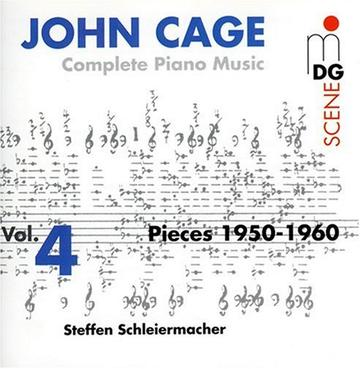 Complete Piano Music, Vol. 4 -Pieces 1950-1960