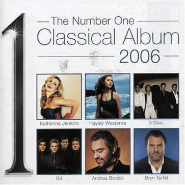 The Number One Classical Album 2006
