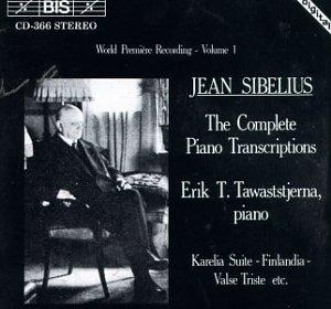 Sibelius: The Complete Piano Transcriptions