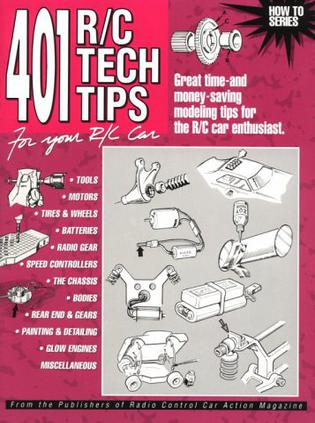 401 R/C Tech Tips for Your R/C Car (How to Series)