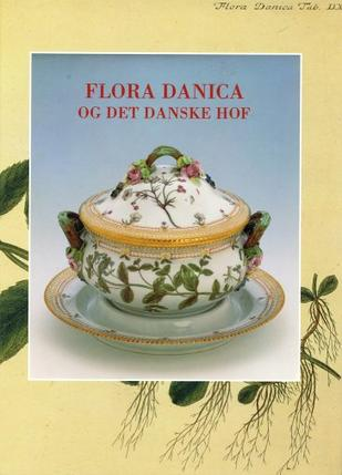 Flora Danica and the Royal Danish Court - Exhibition of Porcleain, Gold and Silver Tableware