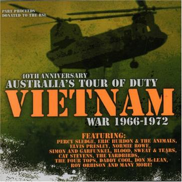 40th Anniversary: Australia's Tour of Duty: Vietnam War 1966-1972