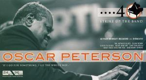 Oscar Peterson: Strike Up the Band