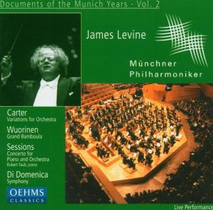 James Levine - The Munich Years Vol 2 - Carter, et al