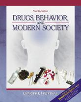 Drugs,behavior,and modern society