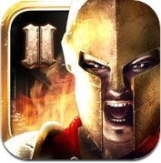 Hero of Sparta II (iPhone)