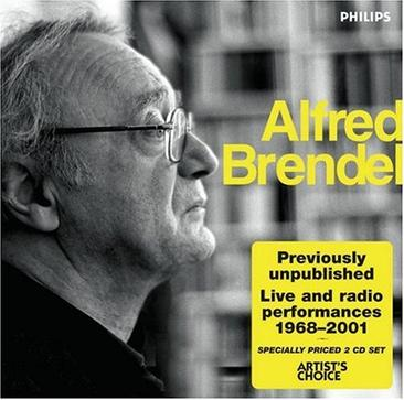 Alfred Brendel in Recital: Live and Radio Performances, 1968-2001