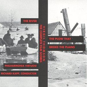 Thomson: The River/The Plow That Broke the Plains