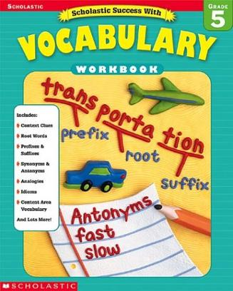 Scholastic Success With VOCABULARY WORKBOOK 5