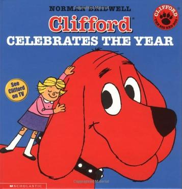 Clifford CELEBRATES THE YEAR
