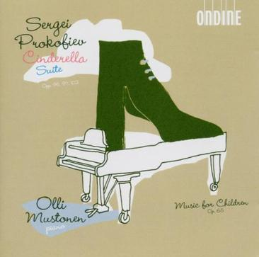 Prokofiev: Cinderella Suite, Op. 95, 97, 102 / Music for Children, Op. 65