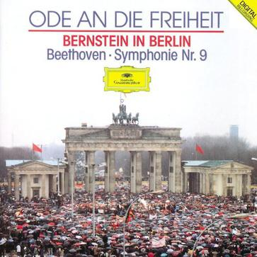 Ode to Freedom: Bernstein Conducts Beethoven's Ninth Symphony in Berlin