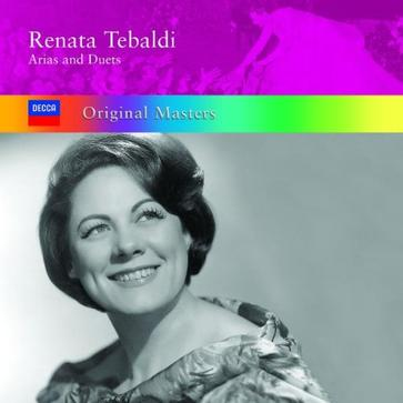 Renata Tebaldi sings Arias & Duets [Box Set]