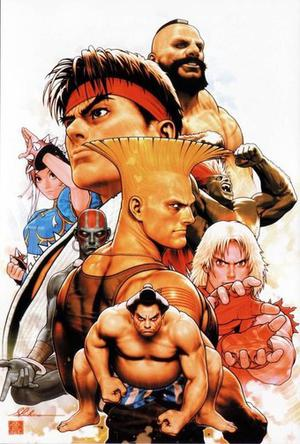 街头霸王2:究极格斗 Street Fighter II′ Turbo: Hyper Fighting