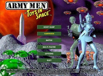 玩具兵大战3 Army Men Toy's in Space