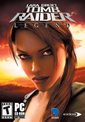 古墓丽影:传奇 Lara Croft Tomb Raider: Legend