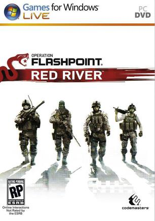 闪点行动3:红河 Operation Flashpoint: Red River