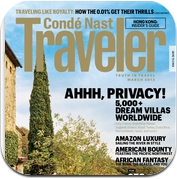Condé Nast Traveler (iPad)