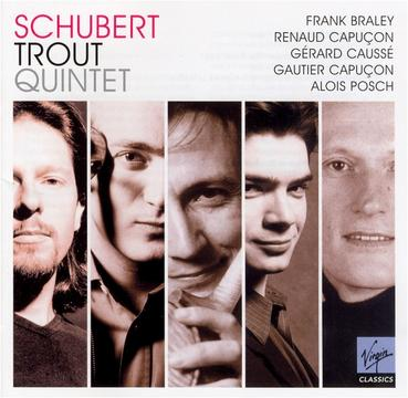 "Schubert:piano Quintet ""the Trout"""