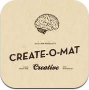 Create-O-Mat (iPhone / iPad)