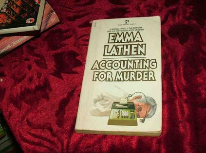 EMMA LATHEN ACCOUNTING FOR MURDER