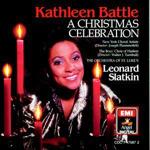 A Christmas Celebration: Kathleen Battle