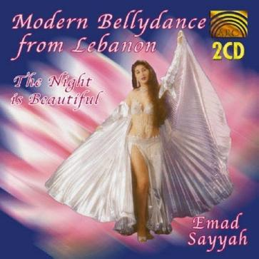 Modern Belly Dance Music from Lebanon, Vol. 6