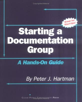 Starting a Documentation Group